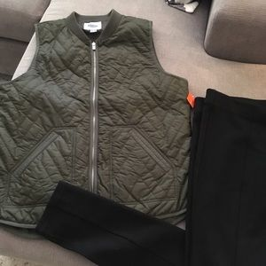 Jackets & Blazers - Fall bundle: quilted vests and pants